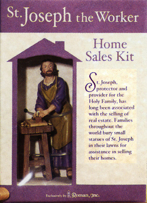 st joseph the house seller at kann imports in guttenberg ia. Black Bedroom Furniture Sets. Home Design Ideas